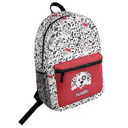 Dalmation Student Backpack (Personalized)