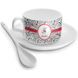 Dalmation Tea Cup - Single (Personalized)