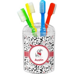 Dalmation Toothbrush Holder (Personalized)
