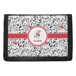 Dalmation Trifold Wallet (Personalized)