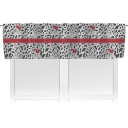 Dalmation Valance (Personalized)