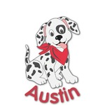 Dalmation Graphic Decal - Custom Sized (Personalized)