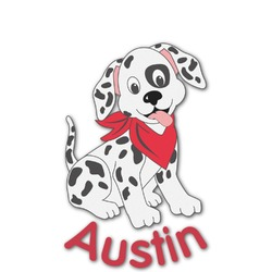 Dalmation Graphic Decal - Medium (Personalized)