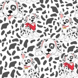 Dalmation Wallpaper & Surface Covering