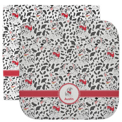 Dalmation Facecloth / Wash Cloth (Personalized)
