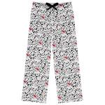 Dalmation Womens Pajama Pants (Personalized)