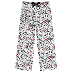 Dalmation Womens Pajama Pants (Personalized)