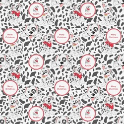 Dalmation Wrapping Paper (Personalized)