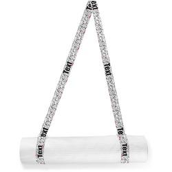 Dalmation Yoga Mat Strap (Personalized)
