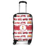 Firetrucks Suitcase (Personalized)