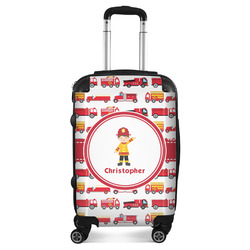 Firetrucks Suitcase (Personalized)