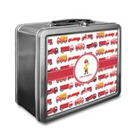 Firetrucks Lunch Box (Personalized)