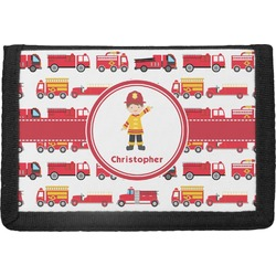 Firetrucks Trifold Wallet (Personalized)