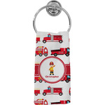 Firetrucks Hand Towel - Full Print (Personalized)