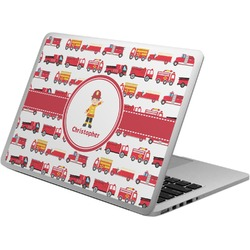 Firetrucks Laptop Skin - Custom Sized (Personalized)