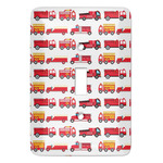 Firetrucks Light Switch Cover (Single Toggle) (Personalized)