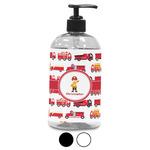 Firetrucks Plastic Soap / Lotion Dispenser (Personalized)