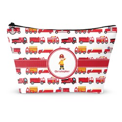 Firetrucks Makeup Bags (Personalized)