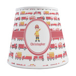 Firetrucks Empire Lamp Shade (Personalized)