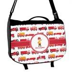Firetrucks Messenger Bag (Personalized)