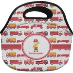 Firetrucks Lunch Bag (Personalized)