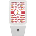 Firetrucks Night Light (Personalized)