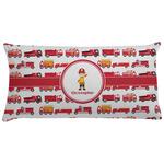 Firetrucks Pillow Case (Personalized)