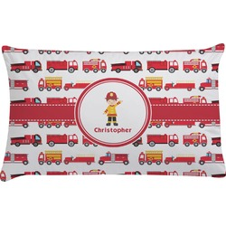 Firetrucks Pillow Case (Personalized)