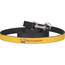 Firetrucks Pet / Dog Leash (Personalized)