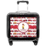 Firetrucks Pilot / Flight Suitcase (Personalized)