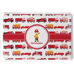 Firetrucks Serving Tray (Personalized)