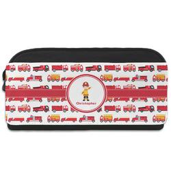 Firetrucks Shoe Bag (Personalized)