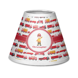 Firetrucks Chandelier Lamp Shade (Personalized)