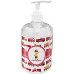 Firetrucks Soap / Lotion Dispenser (Personalized)