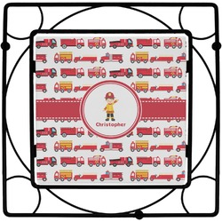 Firetrucks Trivet (Personalized)