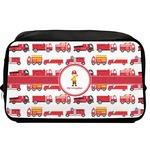 Firetrucks Toiletry Bag / Dopp Kit (Personalized)