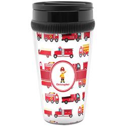 Firetrucks Travel Mugs (Personalized)