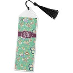 Colored Circles Book Mark w/Tassel (Personalized)