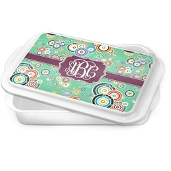 Colored Circles Cake Pan (Personalized)