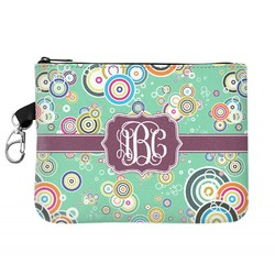Colored Circles Golf Accessories Bag (Personalized)