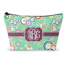 Colored Circles Makeup Bags (Personalized)