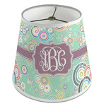 Colored Circles Empire Lamp Shade (Personalized)