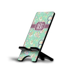 Colored Circles Phone Stand (Personalized)