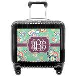 Colored Circles Pilot / Flight Suitcase (Personalized)