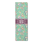 Colored Circles Runner Rug - 3.66'x8' (Personalized)