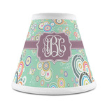 Colored Circles Chandelier Lamp Shade (Personalized)