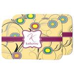 Ovals & Swirls Dish Drying Mat (Personalized)