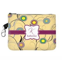 Ovals & Swirls Golf Accessories Bag (Personalized)