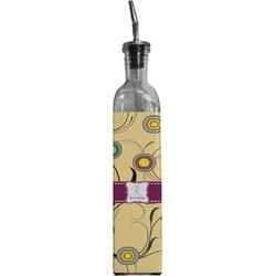 Ovals & Swirls Oil Dispenser Bottle (Personalized)