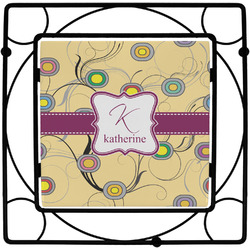 Ovals & Swirls Trivet (Personalized)